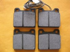ALFA ROMEO 75 1.6, 1.8, 2.0 (85-90) NEW DISC BRAKE PADS - DB745